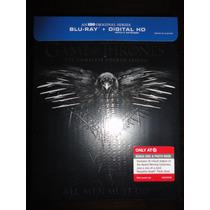 Game Of Thrones Temporada 4 Blu-ray Target Edition