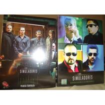 Paquete Los Simuladores, Temporadas 1 Y 2. Serie De Tv Dvd