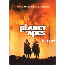 Planet Of The Apes. Planeta De Los Simios Serie De Tv En Dvd