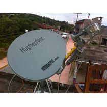 Antena Iinternet Satelital, Asesoria, Planes, Kit, Hn7000s