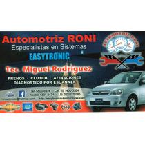 Powershift Ford Easytronic Transmisiones (meriva,corsa)omm