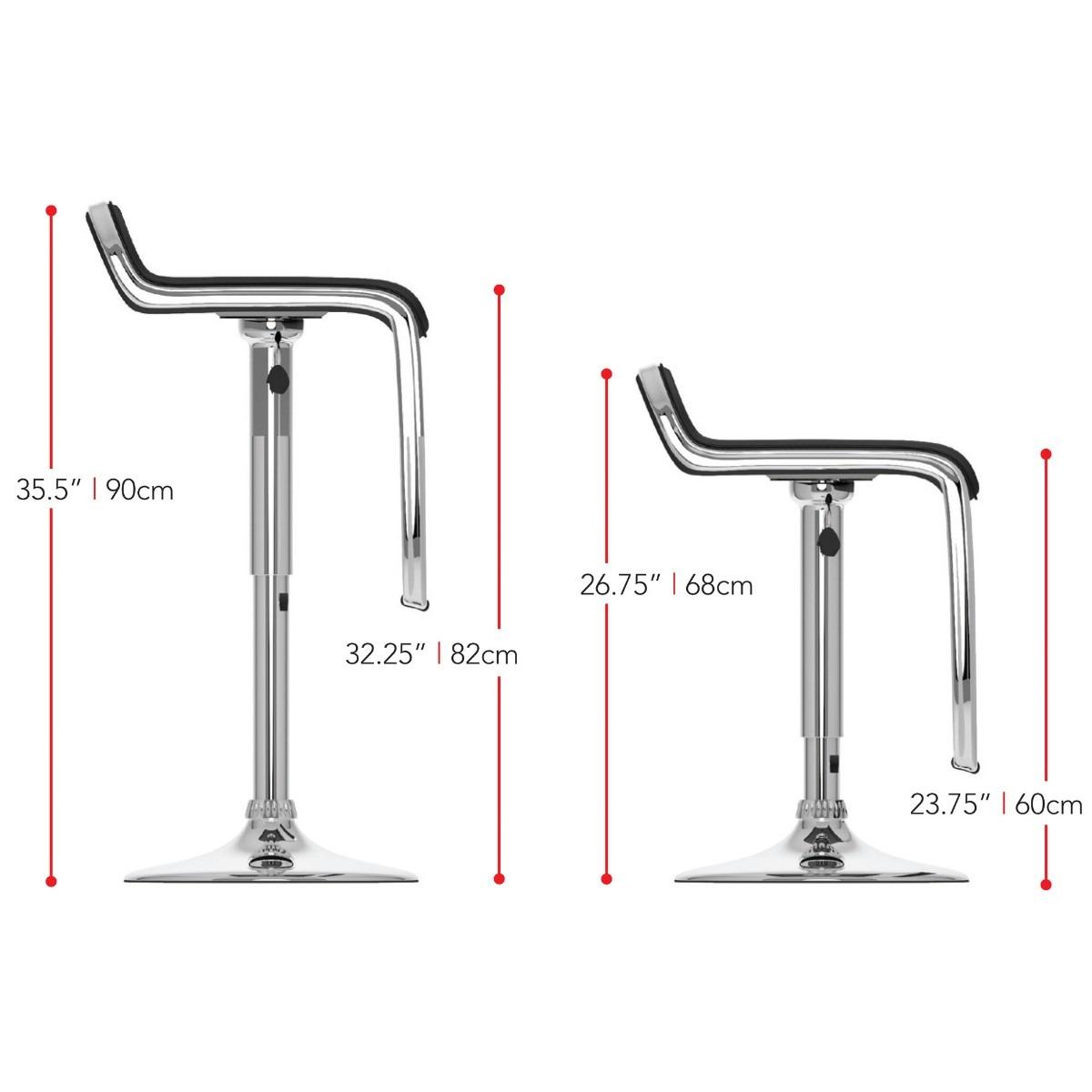 Bancos para barra de cocina hogar y electrodom sticos for Precio de sillas para barra