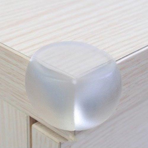 Set de 10 protectores para esquinas de muebles ni os bebes - Protection coin de table ...