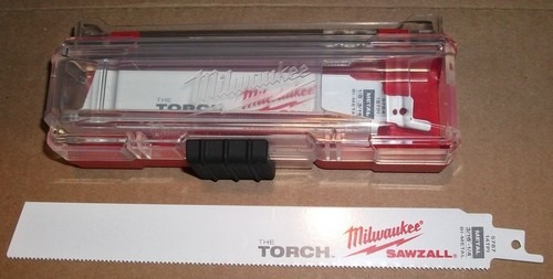 Set De 12 Piezas Milwaukee 49-22-1129 Para Sierra Sable