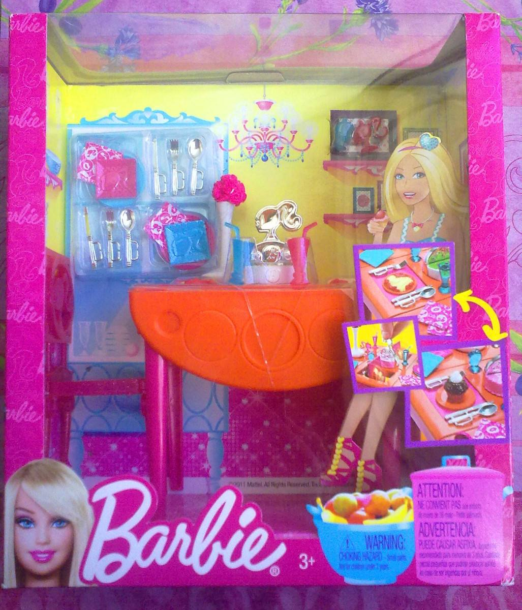 Accesorios de barbie imagui for Muebles para barbie