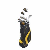 Set De 12 Palos De Golf Wilson Ultra Con Bolsa Maleta