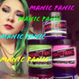 Tintes Manic Panic, Lote De 3 Piezas, Varios Colores