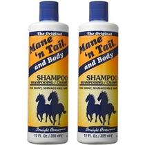 Duopack Shampoo De Caballo Mane