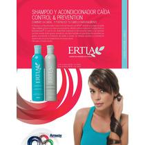 Shampoo Y Acondicionador Organico Para Prevención De Caída