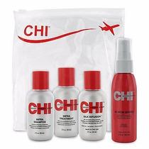 Practico Set De Viaje Productos Chi. Llevalo En Tu Bolsa!
