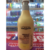 Loreal Shampoo Absolut Repair 1500ml Litro Y Medio