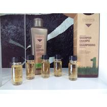 Kit Shampoo De Argan + Ampolleta Argan+algodon Biokera