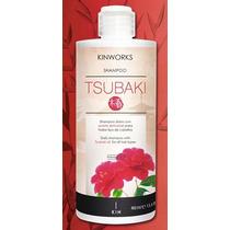 Shampoo Tsubaki Kinworks Kin 400ml. Con Aceite De Camelia