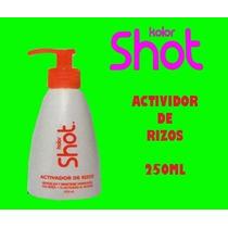 Activador De Rizos Kolor Shot 250 Ml