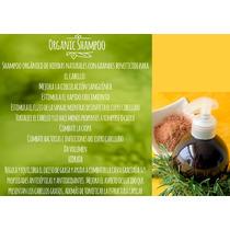 Shampoo Natural Rapido Crecimiento Del Cabello