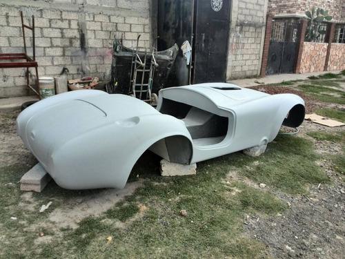 Shelby Cobra 427 S/c Kit Carrocería Fibra De Vidrio