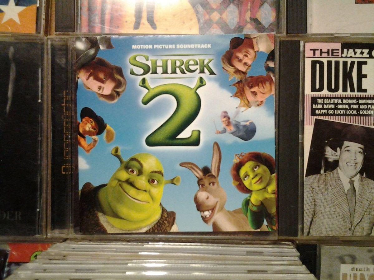 Shrek 2 soundtrack / Cama nido niños