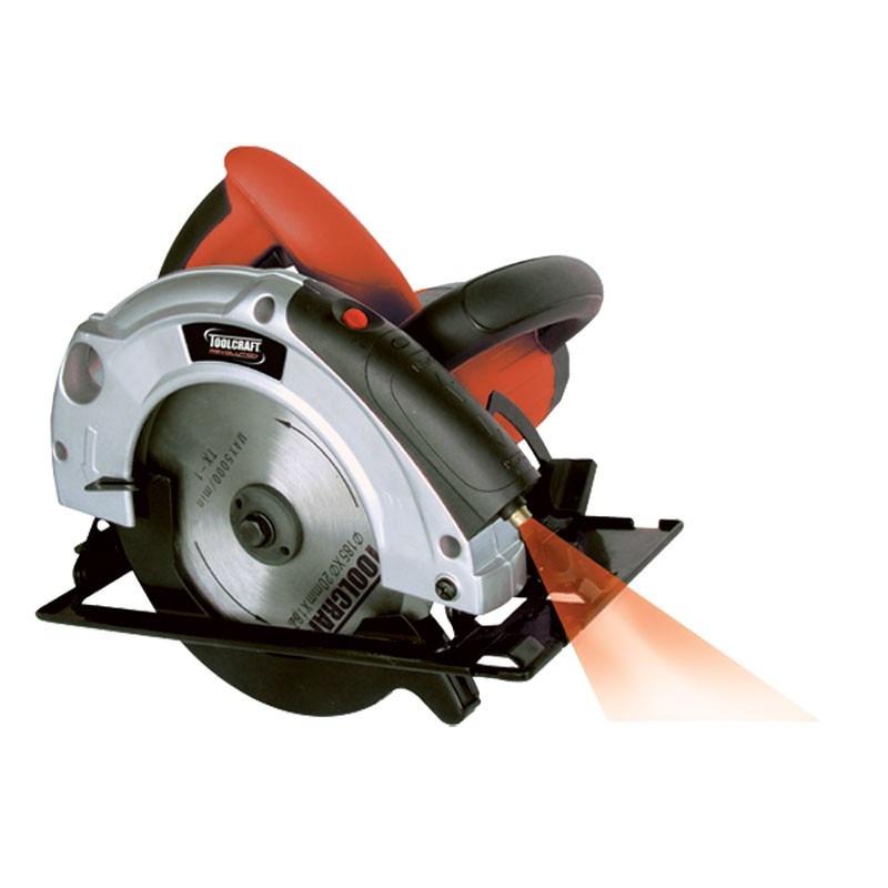Sierra circular de 7 1 4 tc1957 toolcraft 1 en - Sierra circular precio ...