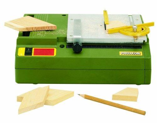 Sierra de mesa para madera proxxon 37006 ks hm4 3 999 - Sierra electrica para madera ...
