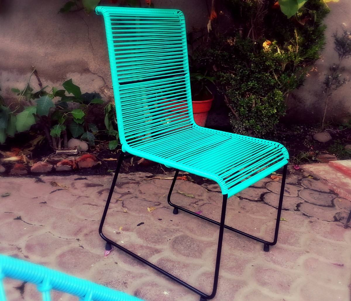 Silla acapulco diseno silla comedor meridaentregadomicilio - Sillas comedor diseno ...