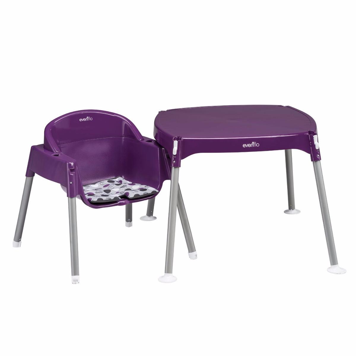 silla alta sillita mesa 3 en 1 comer periquera bebe