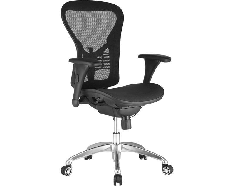 Silla ejecutiva de oficina ergon mica tecnolog a 2d gebesa for Silla ejecutiva ergonomica