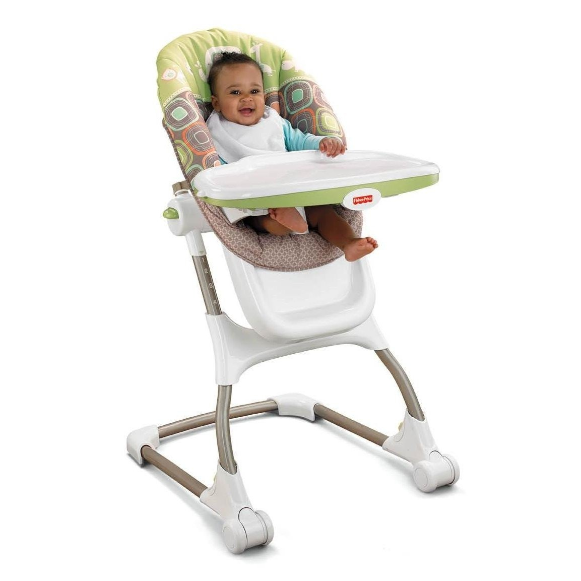 Pin columpio bebe on pinterest for Silla fisher price
