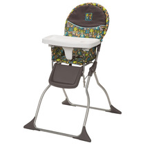 Silla Periquera Cosco Plegable Modelo Wild Things