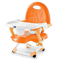 Silla Para Comer Poket Snack Chicco - Cereza Kids