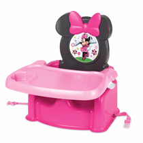 Sillita Comer Minnie Mouse Bebe Boster Convertible