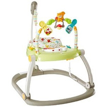 Fisher-price De Bosques Amigos Space Saver Jumperoo