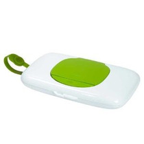 Oxo Tot On-the-go Travel Wipes Dispensador Verde