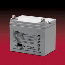 Par De Baterias Agm Para Silla De Ruedas Electrica 33 Amp