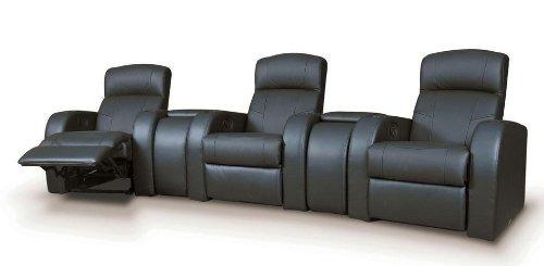 Sillon cine en casa tres asientos teatro sofa reclinable pm0 38 en mercadolibre - Butacas cine en casa ...