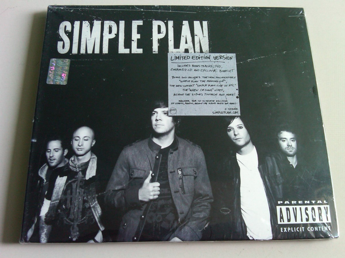 Simple Plan Dvd Loading Zoom Simple Plan