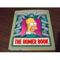 Libro De Homero Simpson Y Krusty, Los Simpson Libros