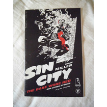Sin City, Frank Miller, The Babe Wore Red