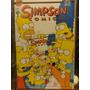 Simpson Cómics #4 Editorial Vid México En Español
