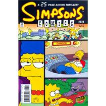 Simpsons Comics Bongo Comics # 128