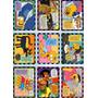 Simpsons Set Completo Tarjetas Smell-o-rama (10) Skybox 1994