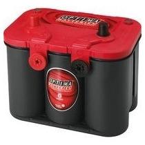 Batería Optima 34/78 Tapa Roja Envío E Instalación Gratis Df