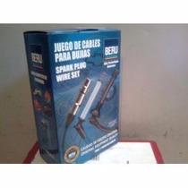 Cables De Bujias Golf Jetta A2, A3, Pointer, Derby Motor 1.8