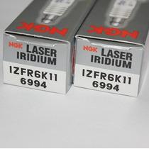 Bujías Ngk Láser Iridium Izfr6k-11, Accord 03-07, Cr-v 02-06