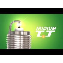 Bujias Iridium Tt Mercedes Benz Slk200 2006-2007 (ik16tt)