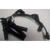 Juego De Cables Para Bujia Spark 11/15 Ac Delco Original