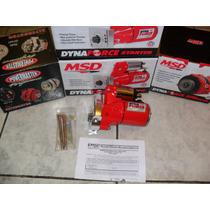 Marcha Msd Dynaforce Mini Chevrolet V8 Ls1 Ls7 Ls3 Vortec Ls
