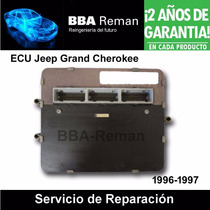 Ecu Ecm Jeep Grand Cherokee Reparacion