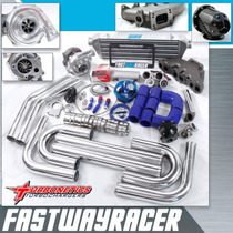 Turbo Kit T4 P/ Jetta Golf Vr6 2.8 A3 A4