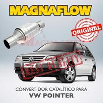 Convertidor Orig Magnaflow Pointer Maxima Calidad Env Gratis