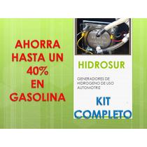 Generador De Hidrogeno Hho Uso Automotriz